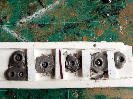 Wheel Molds